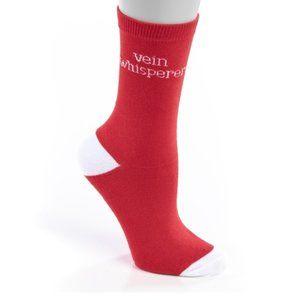Vein Whisperer Socks for Healthcare Workers